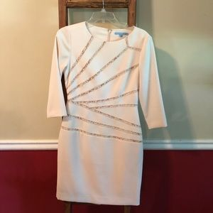 Antonio Melani pearl dress